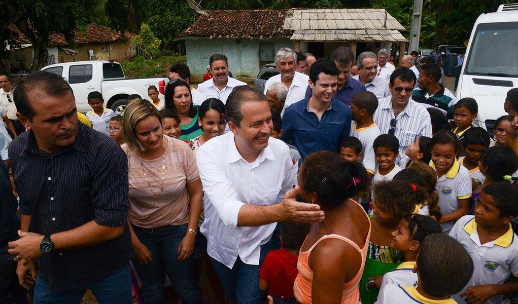 Ibope em alta fortalece candidatura de Campos