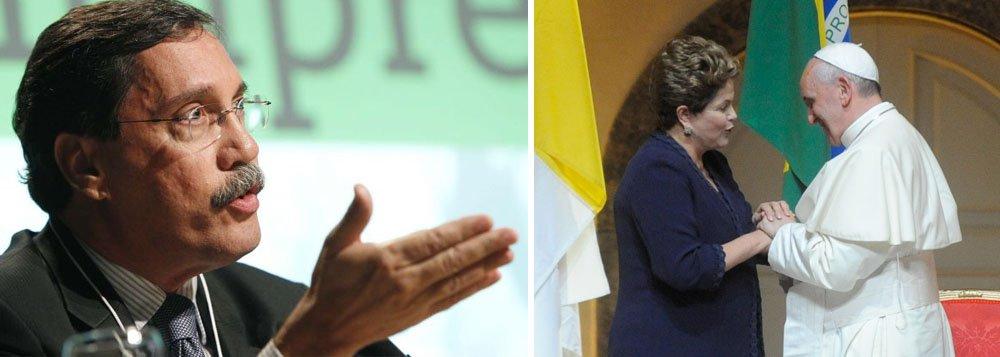 "Merval condena ""discurso político"" de Dilma"