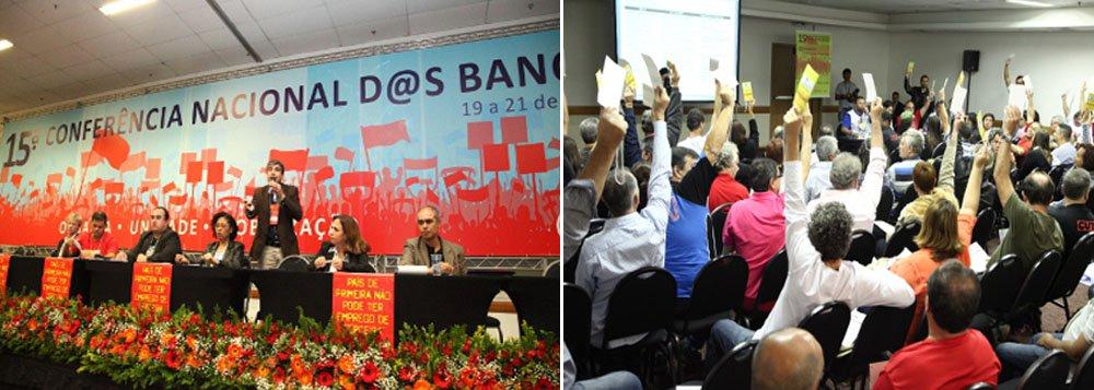 Bancários definem pauta da Campanha Nacional 2013