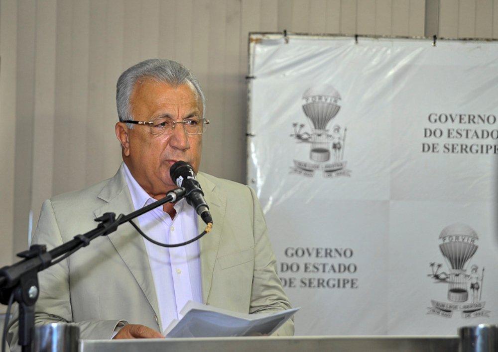 """Jackson sobre desistência de Augusto Bezerra: """"não sei o que aconteceu"""""""