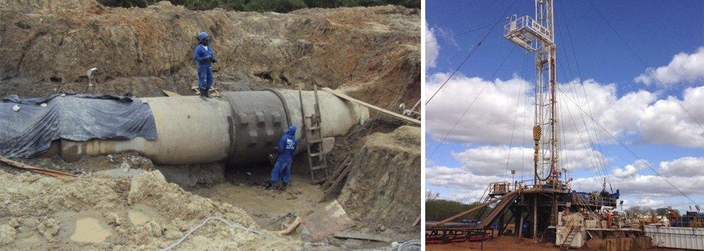 Obras de saneamento da PPP da Compesa são iniciadas