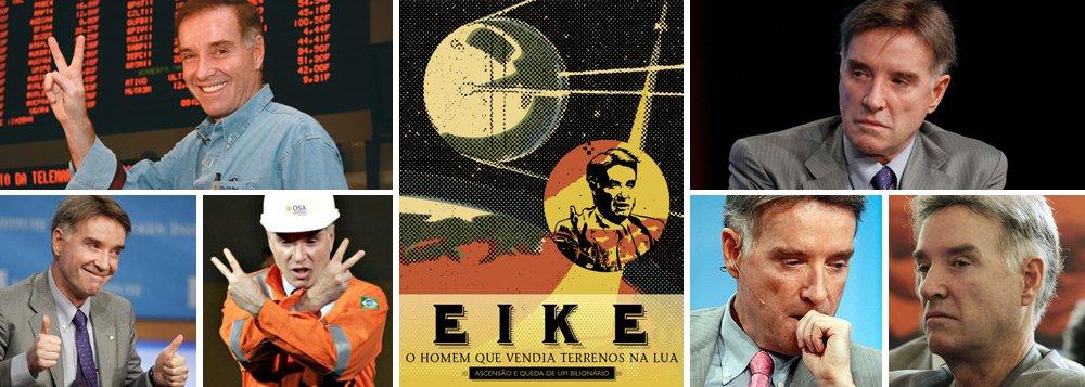 247 lança e-book sobre ascensão e queda de Eike