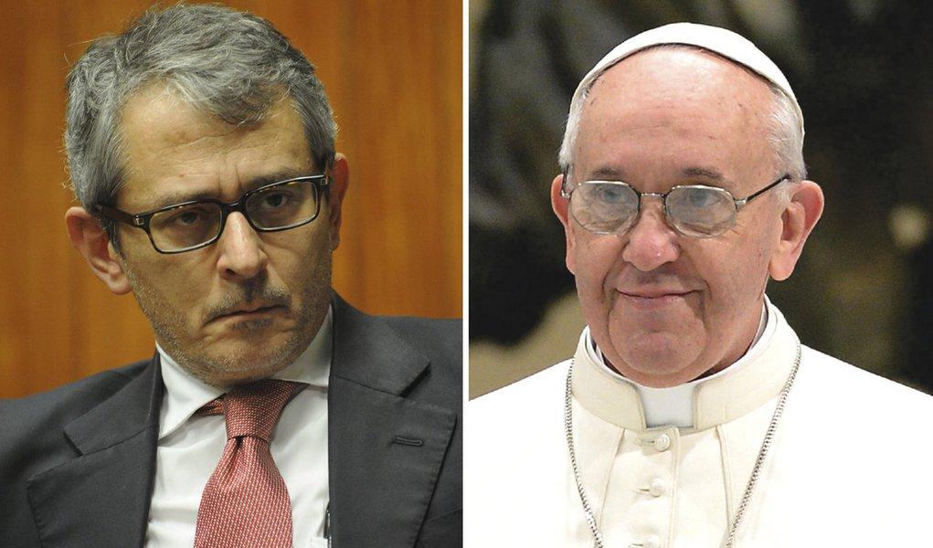 Folha: 'Papa é exemplo para governos contra manifestações'