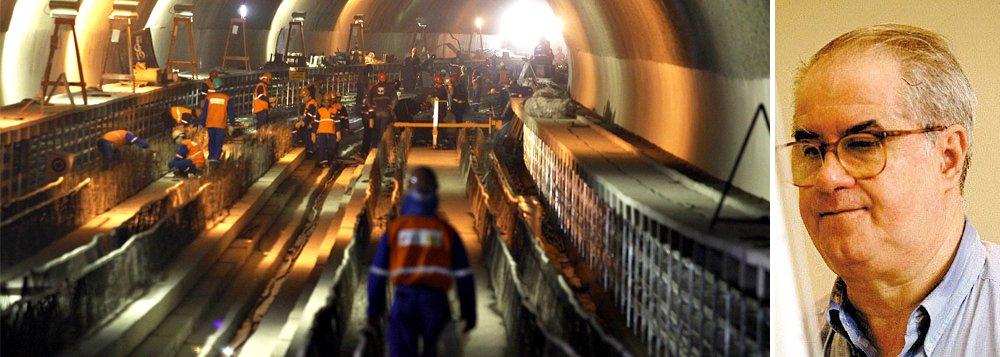 "Gaspari: Siemens permite ver ""roubalheira graúda"""