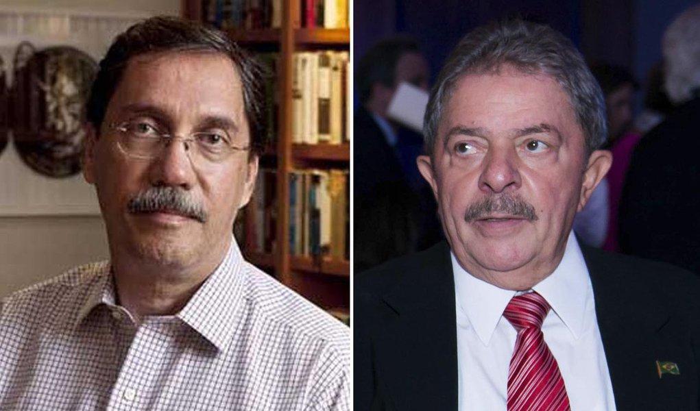 """Merval pede a Lula que """"fale sério"""""""