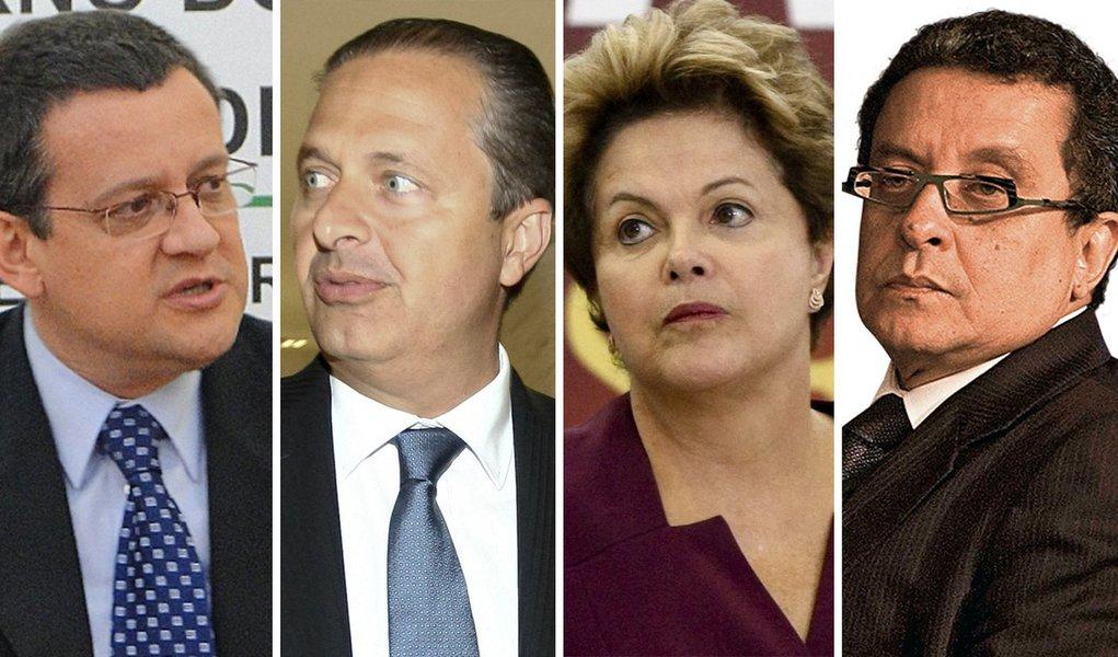 """""""O João Santana é quem está preocupado """""""