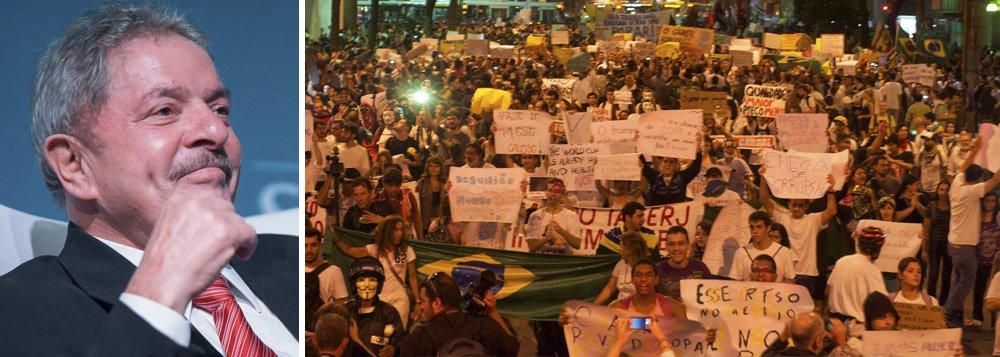"""""""Manifestações são resultado de sucessos"""""""