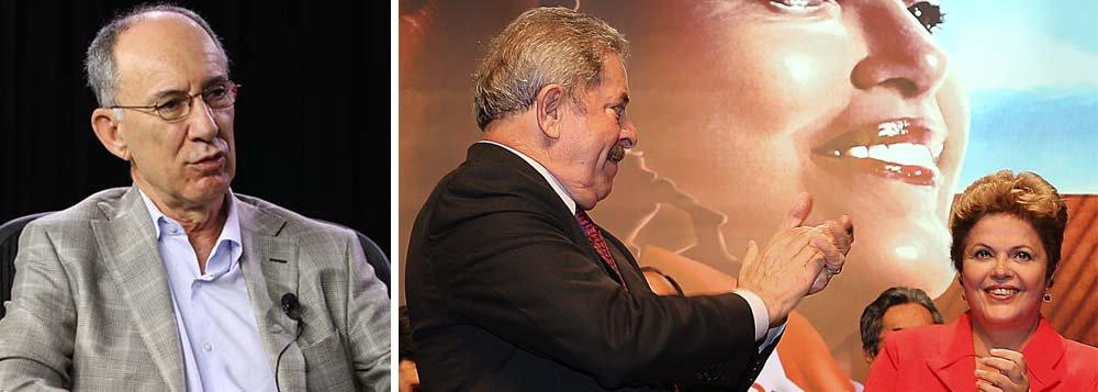 """Falcão: """"Nossa candidata é a companheira Dilma"""""""