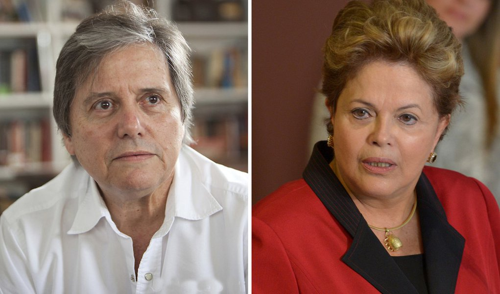 """PML: """"Dilma está sendo esfaqueada pelas costas"""""""