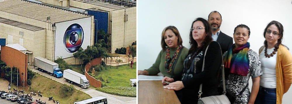 Entidades pedem ação do MP contra a Globo