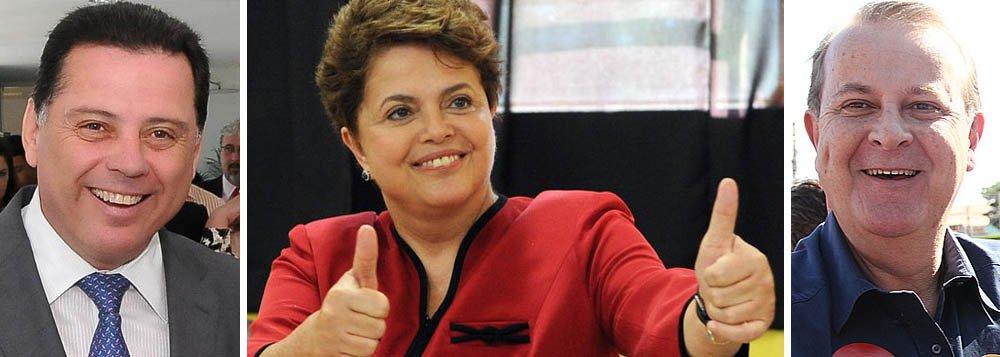 Perillo é melhor avaliado que Dilma e Paulo Garcia