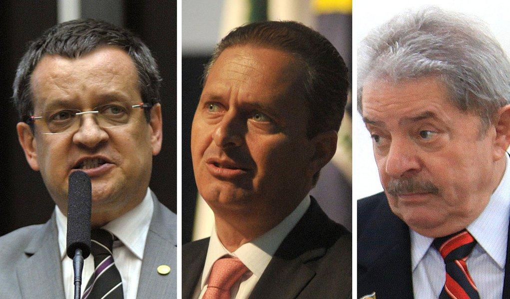 """""""PSB não está colocado para ser plano B do PT"""""""