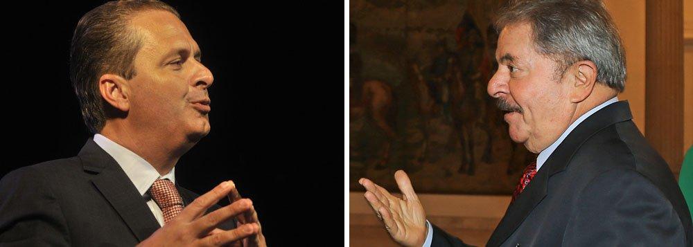 Campos e Lula retomam diálogo. 2014 à vista?