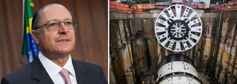 Denúncia da Siemens coloca pressão em Alckmin