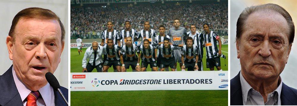 Para defender o Atlético, CBF encara a Conmebol