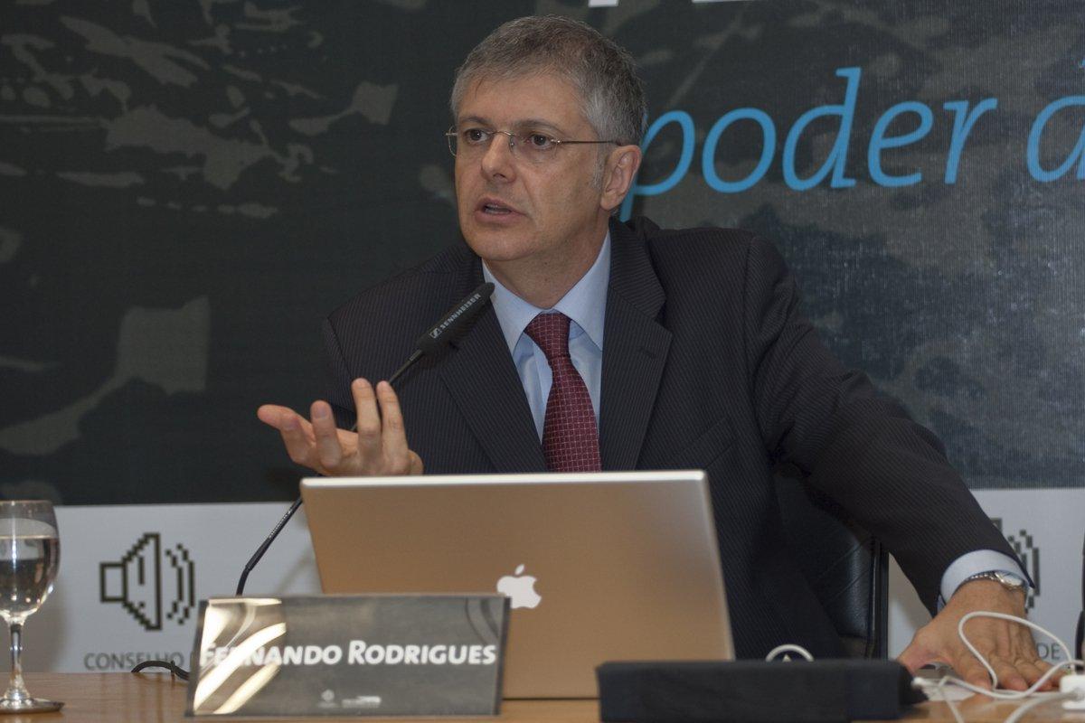 Fernando Rodrigues diz que povo não tem mais dono