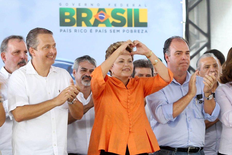 Contra o PMDB, Planalto tenta acordo com Campos