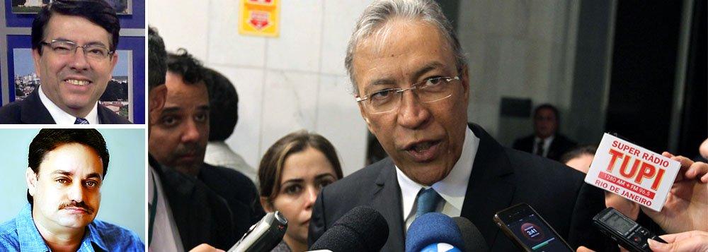 André Barros e Cláudio Nunes: crítica aos que já defendem retorno de Déda