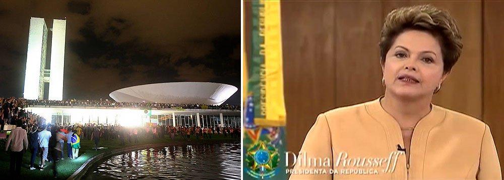 Pactos de Dilma estão ameaçados pelo Congresso