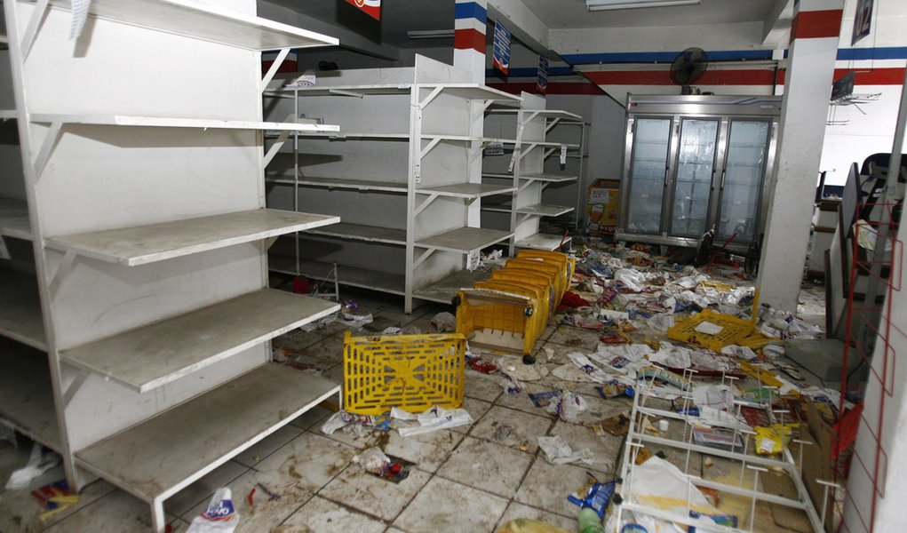 Sem polícia, Bahia conta 18 mortos em apenas 5 horas