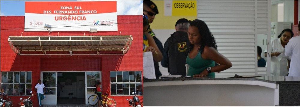 Crise na Saúde de Aracaju: médicos não atendem e pacientes se revoltam