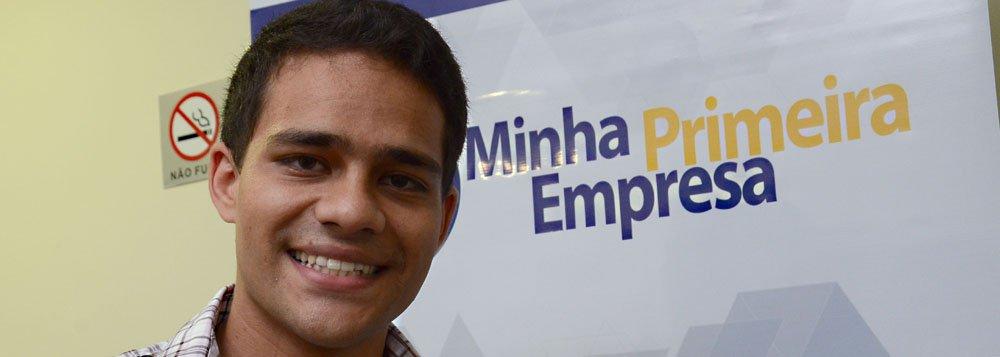 Programa dá incentivo a jovens empreendedores