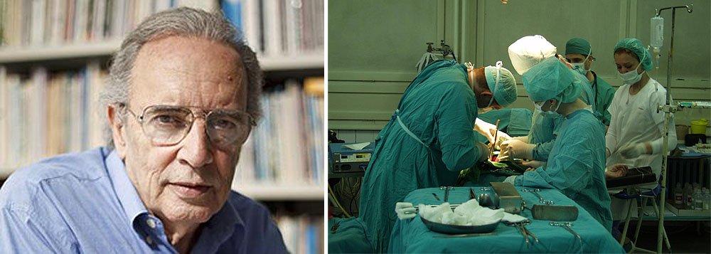 Janio apoia iniciativa de 'Mais Médicos'