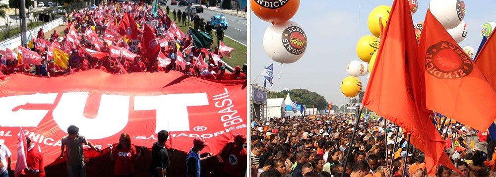 Acordo exclui o 'Fora, Dilma' de protestos