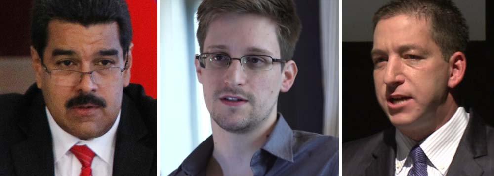 Snowden deve aceitar asilo da Venezuela