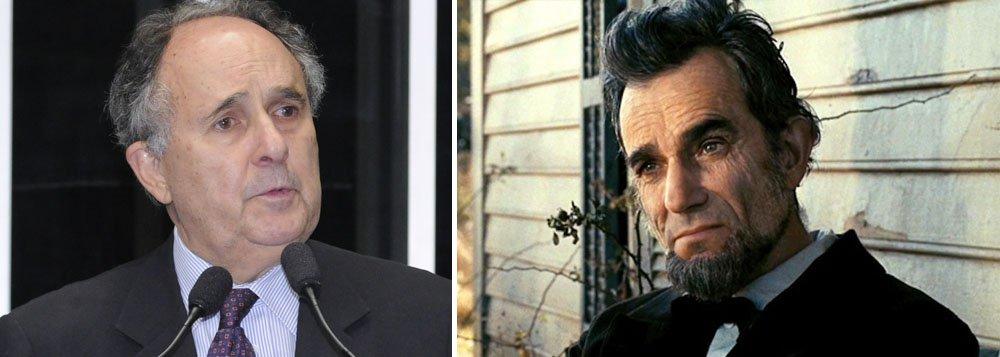 Cristovam Buarque indica Lincoln, de Spielberg