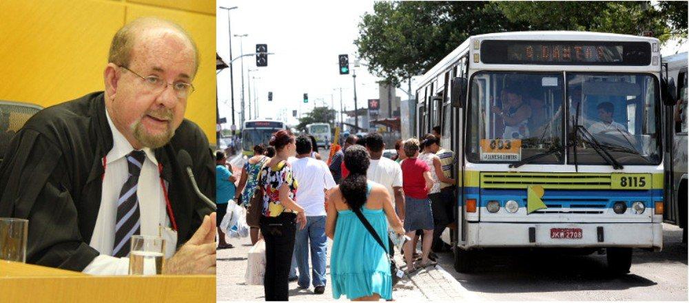 TCE quer detalhamento da planilha da tarifa do transporte de Aracaju