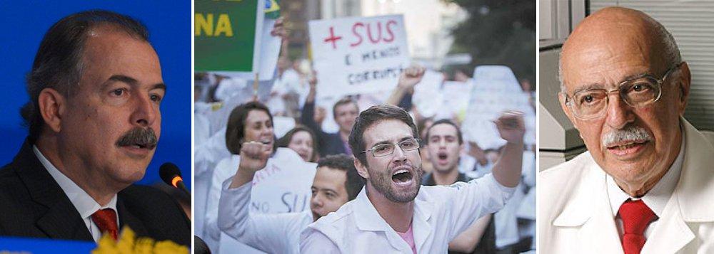 """Mercadante ao 247: """"Mais médicos não é autoritário"""""""