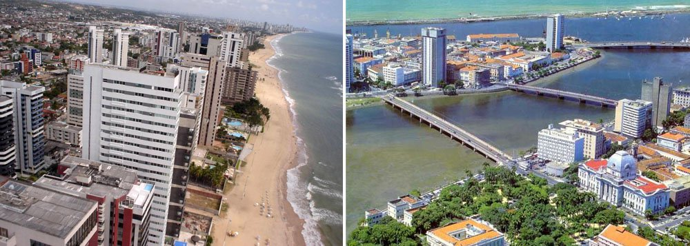 Imóveis do Recife entre os mais caros do País