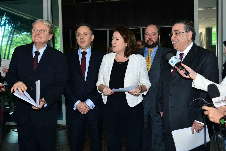 Minas pede R$ 7,3 bilhões para mobilidade urbana