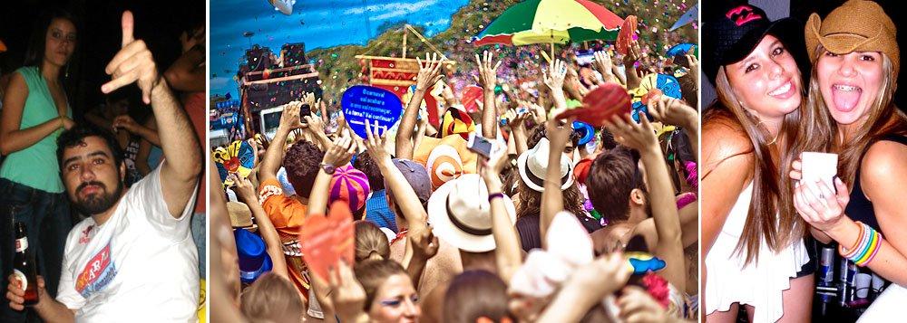 As dicas dos médicos para não se dar mal no Carnaval