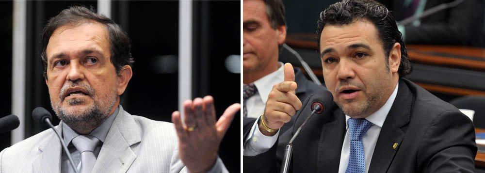 Feliciano será candidato a senador em 2014