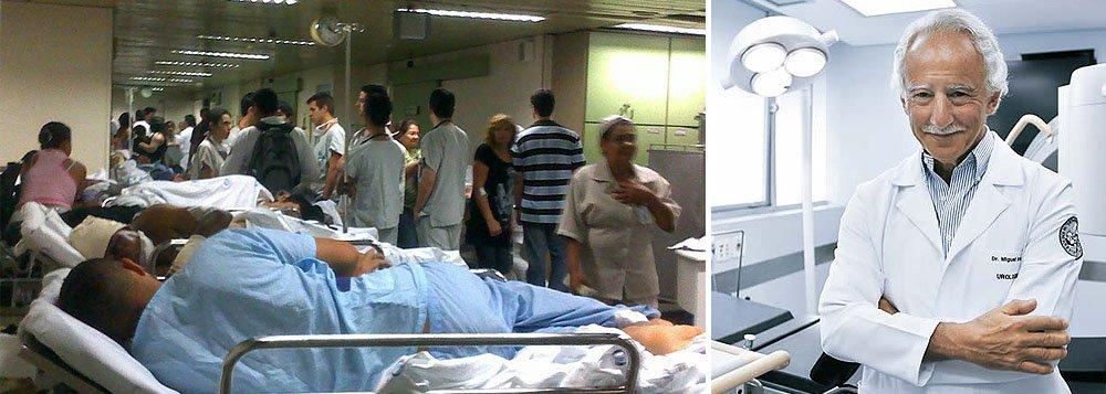 Médico condena serviço obrigatório no SUS
