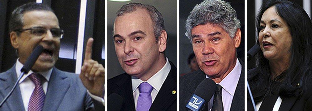 Em discursos, candidatos criticam a Câmara