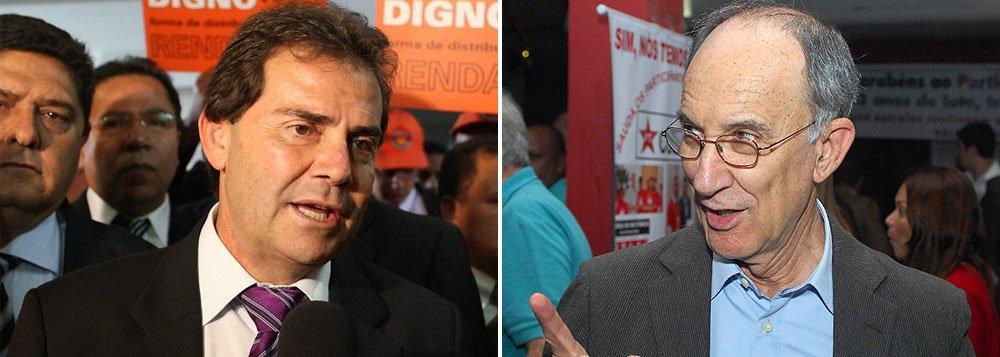 Paulinho ameaça PT com 'Fora Dilma'