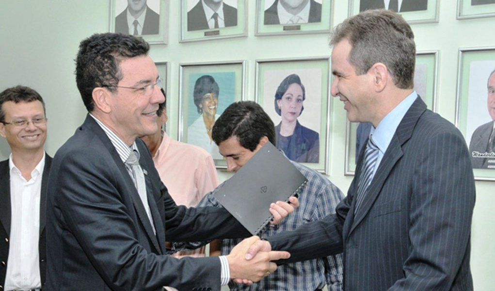Semarh e UFG decidem ampliar parcerias
