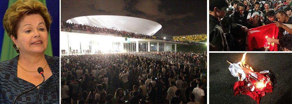 Como colar os cacos da esquerda no Brasil