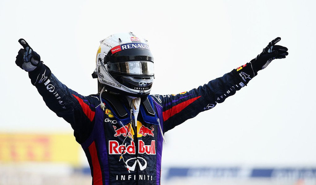 Vettel vence na Alemanha