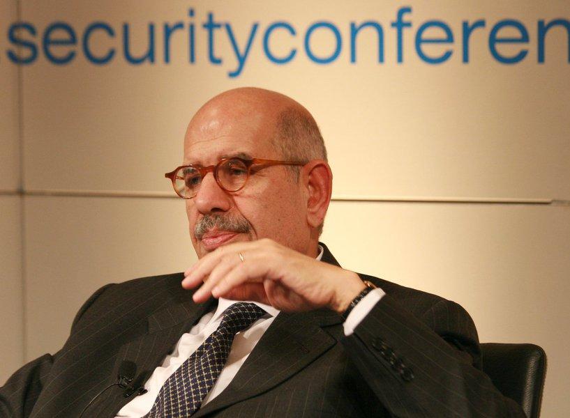 El Baradei será primeiro-ministro do Egito