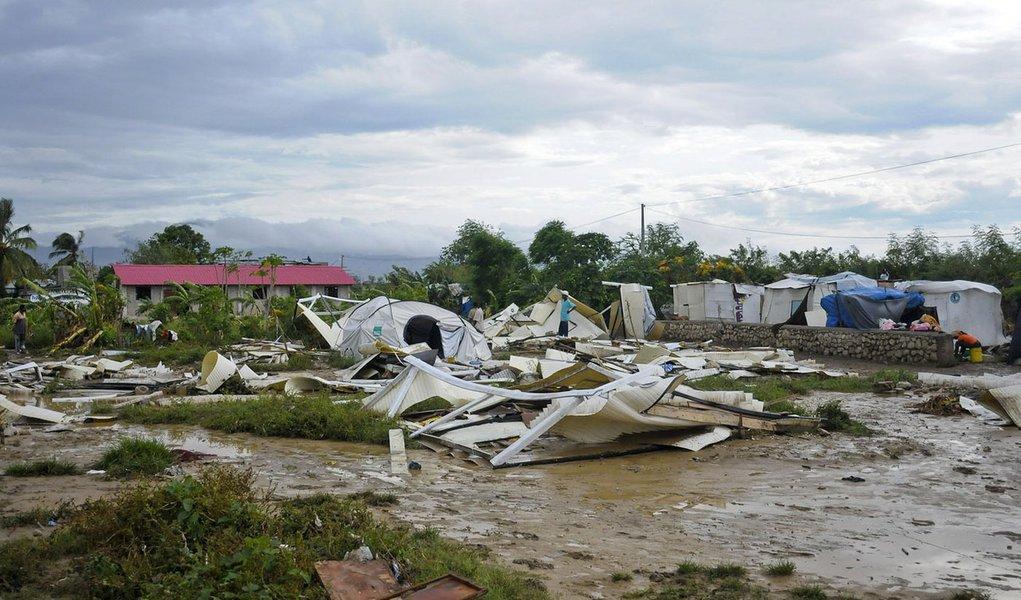 Isaac deixa 19 mortos e seis desaparecidos no Haiti