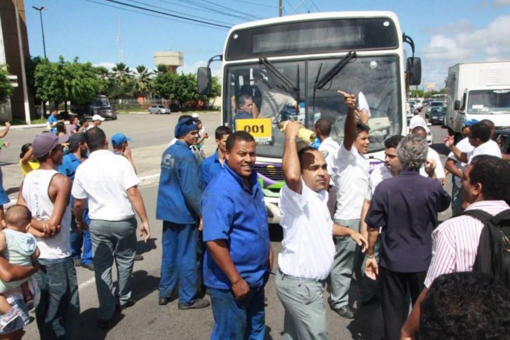 VCA ainda não pagou salários dos rodoviários; nova greve pode ocorrer