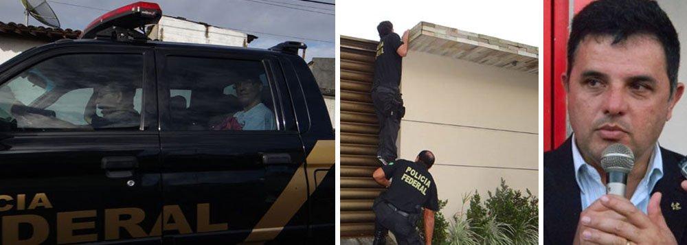 PF e MP caçam ex-prefeito de União dos Palmares
