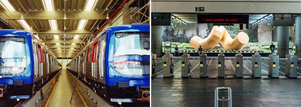 Metroviários de SP decidem greve para próxima semana