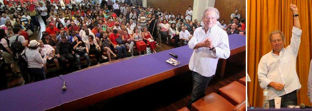 """""""Quem fala em nome do Brasil é o parlamento..."""