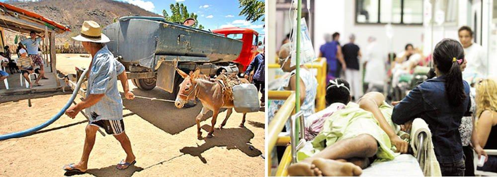 Água distribuída por carros-pipa em Alagoas pode ter matado 37 pessoas