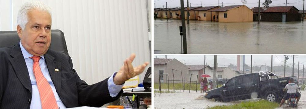 PT quer MP investigando inundação de casas